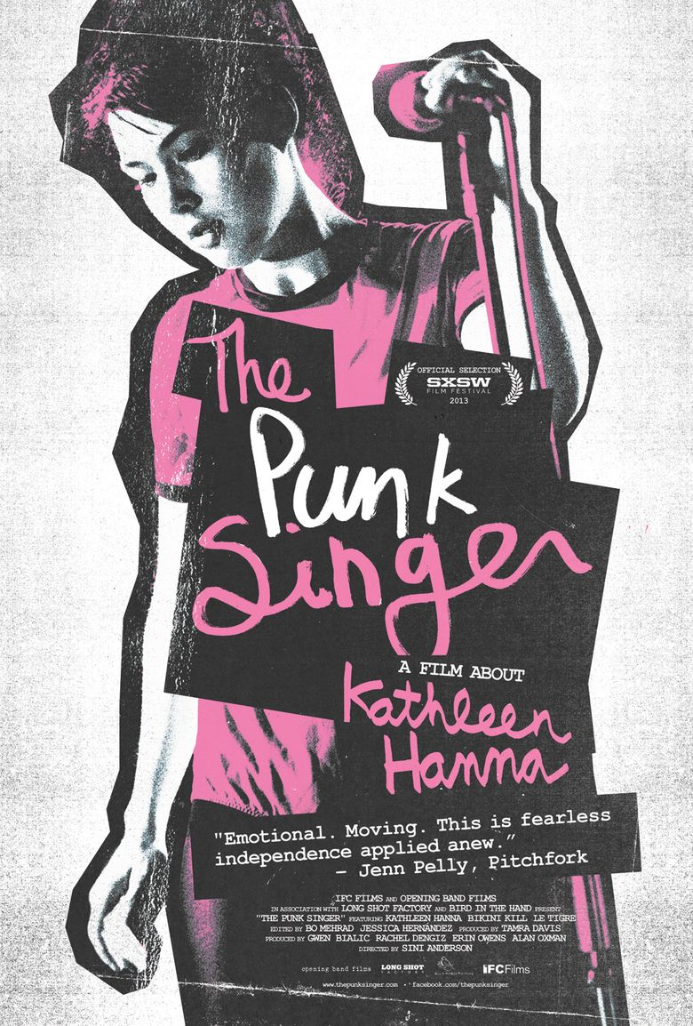 The Punk Singer Poster