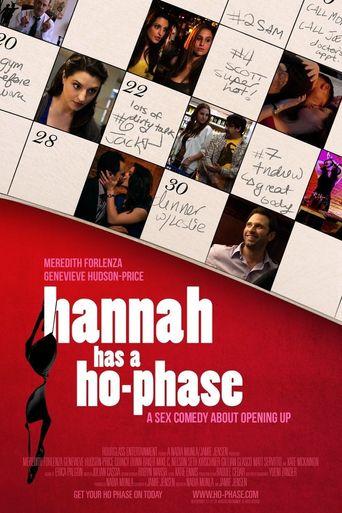 Hannah Has a Ho Phase Poster