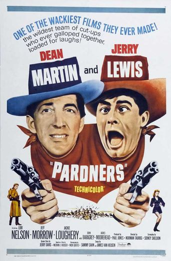 Pardners Poster