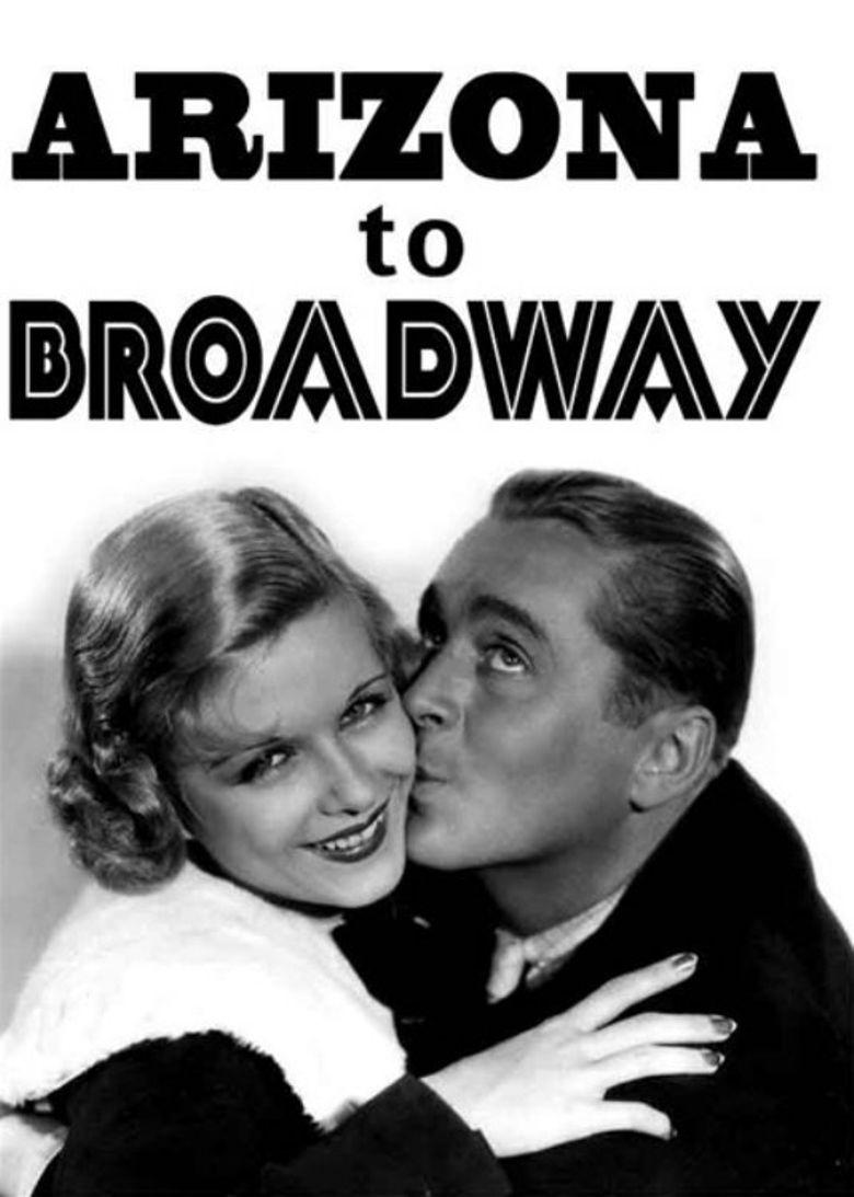 Arizona to Broadway Poster