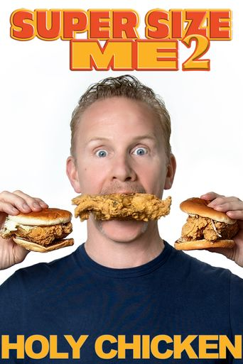 Super Size Me 2: Holy Chicken! Poster