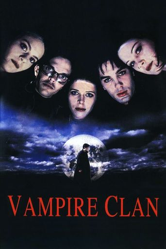 Vampire Clan Poster