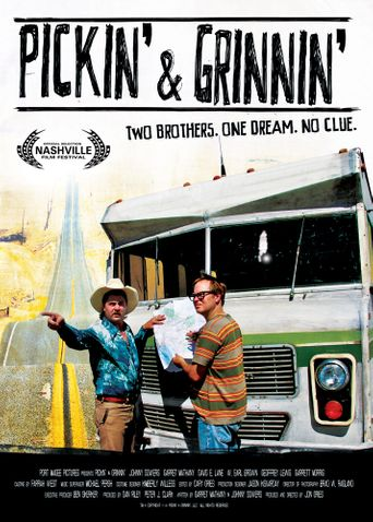 Pickin' and Grinnin' Poster
