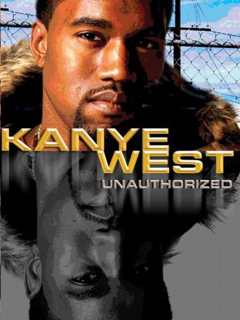 Kanye West: Unauthorized Poster