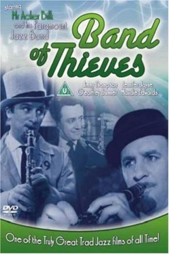 Band of Thieves Poster