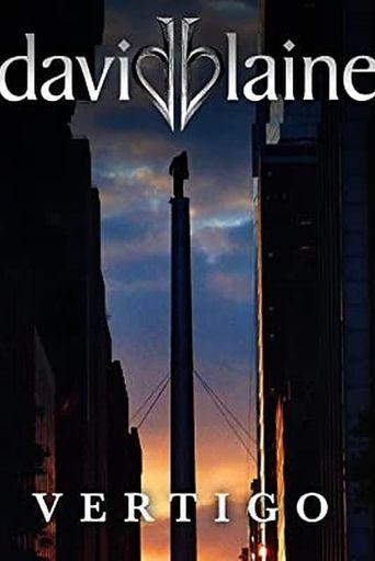David Blaine: Vertigo Poster
