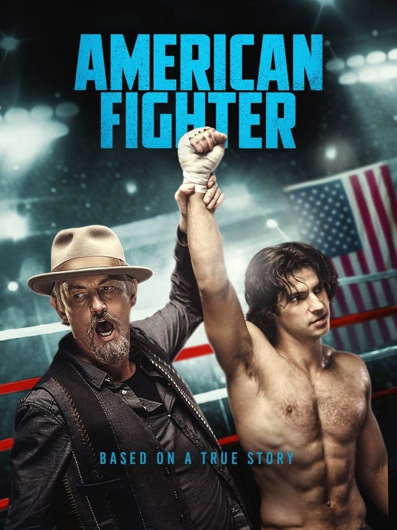 American Fighter Poster