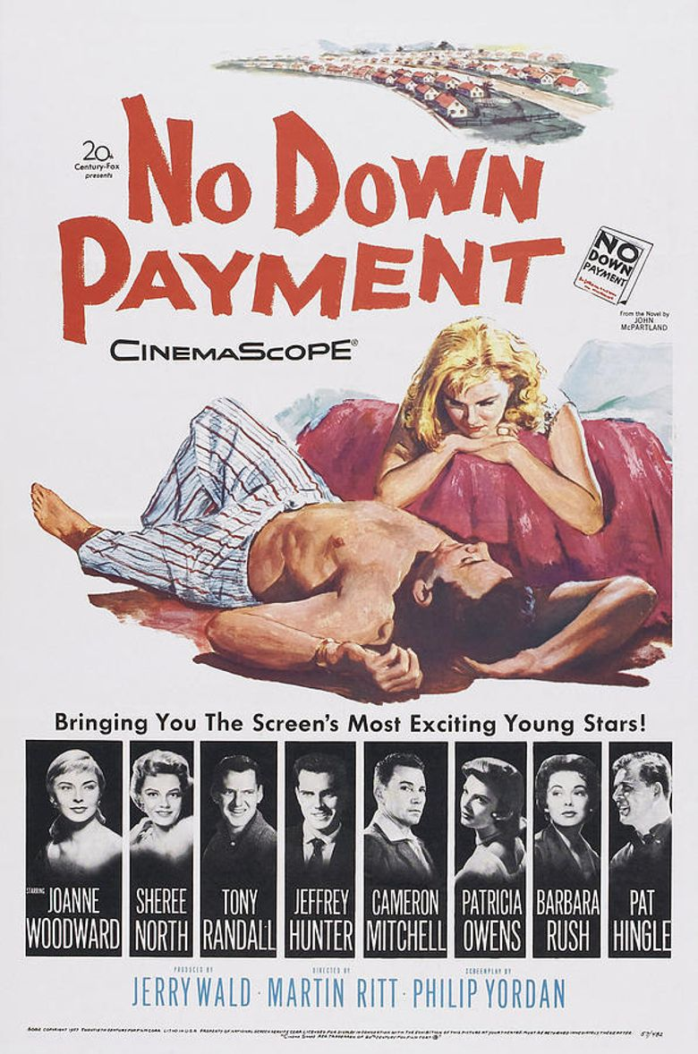 No Down Payment Poster
