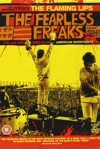 The Fearless Freaks Poster