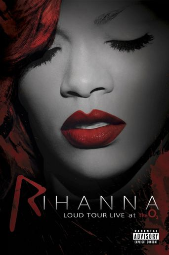 Rihanna: Loud Tour - Live at the O2 Poster