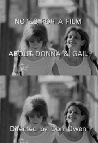 Notes for a Film About Donna & Gail Poster
