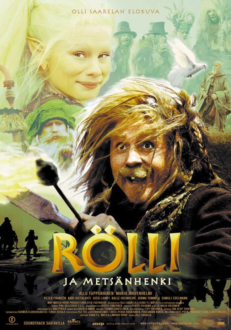 Rollo and the Spirit of the Woods Poster