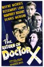 Watch The Return of Doctor X
