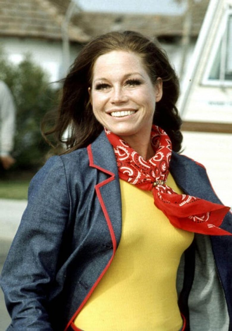 Mary Tyler Moore: A Celebration Poster
