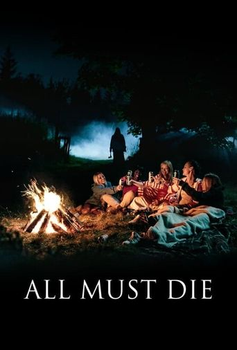 All Must Die Poster
