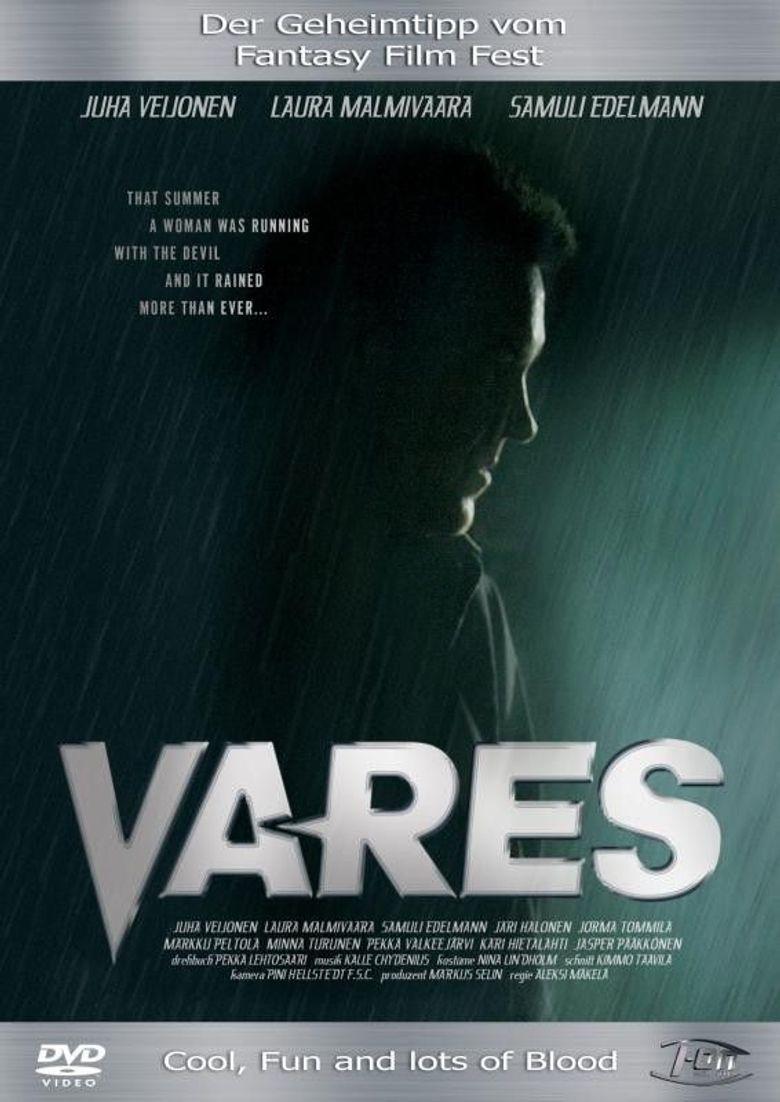 Vares: Private Eye Poster