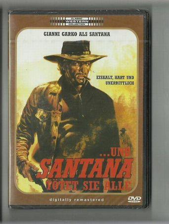 Sartana Kills Them All Poster