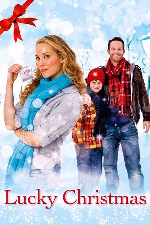 Lucky Christmas Poster