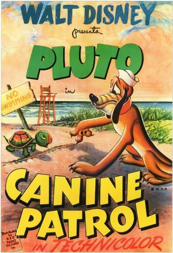 Canine Patrol Poster