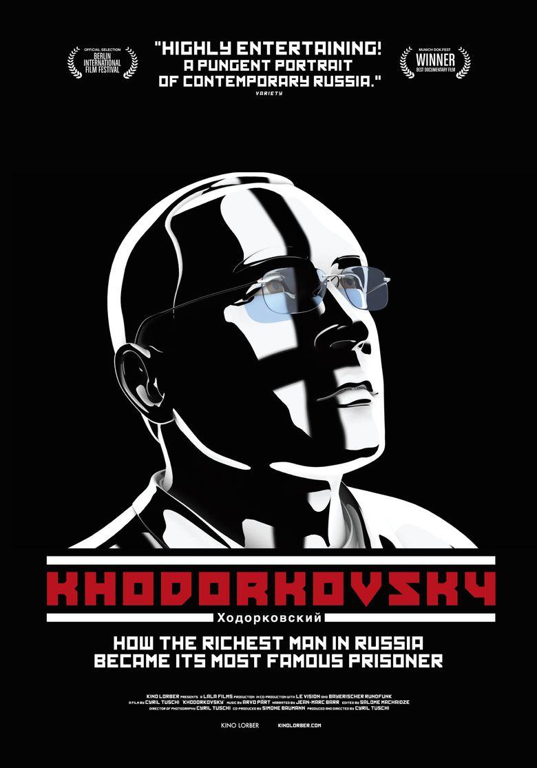 Khodorkovsky Poster