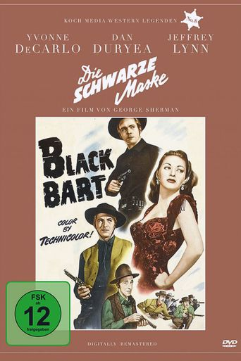 Black Bart Poster