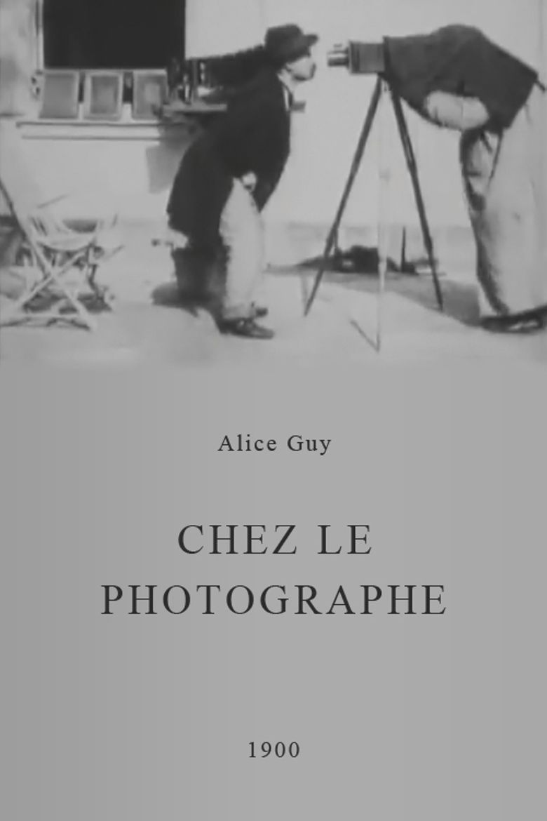 At the Photographer's Poster