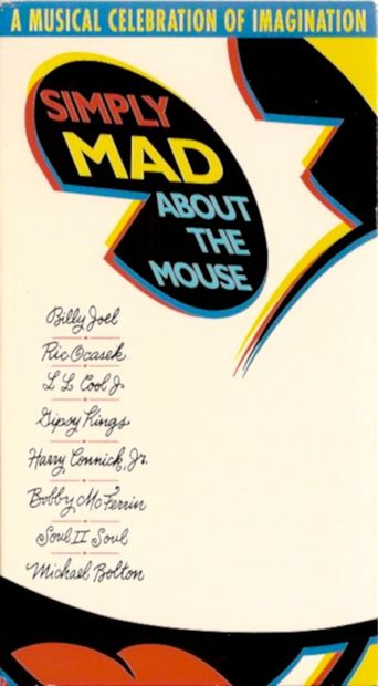 Simply Mad About the Mouse Poster