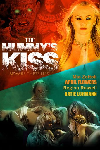 The Mummy's Kiss Poster