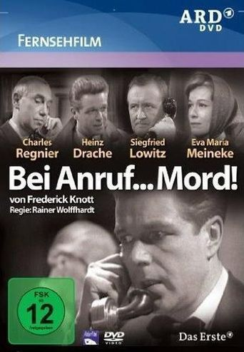 Bei Anruf Mord Poster