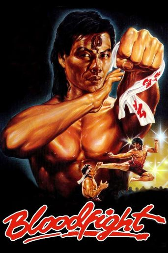 Bloodfight Poster