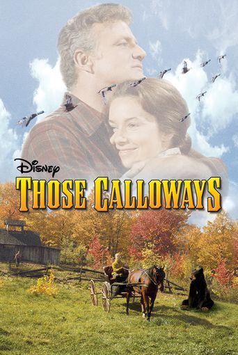 Those Calloways Poster