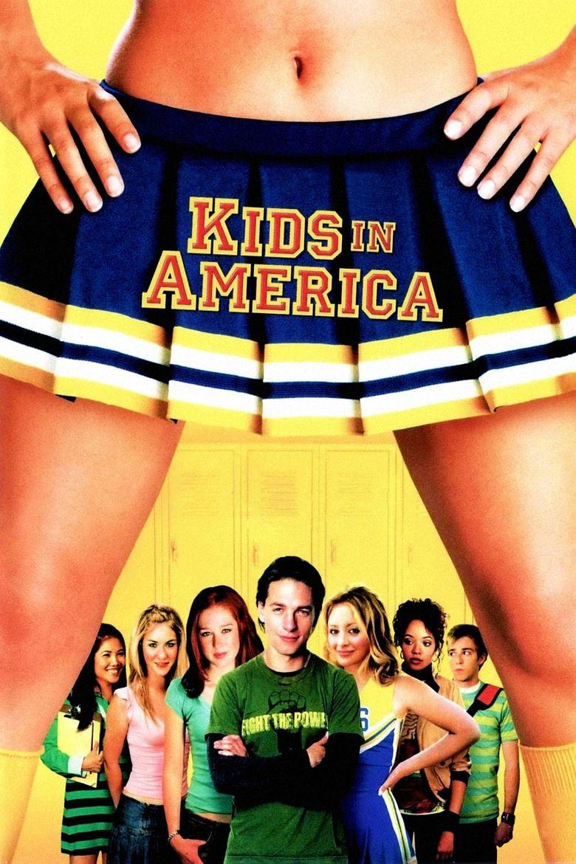 Kids in America Poster