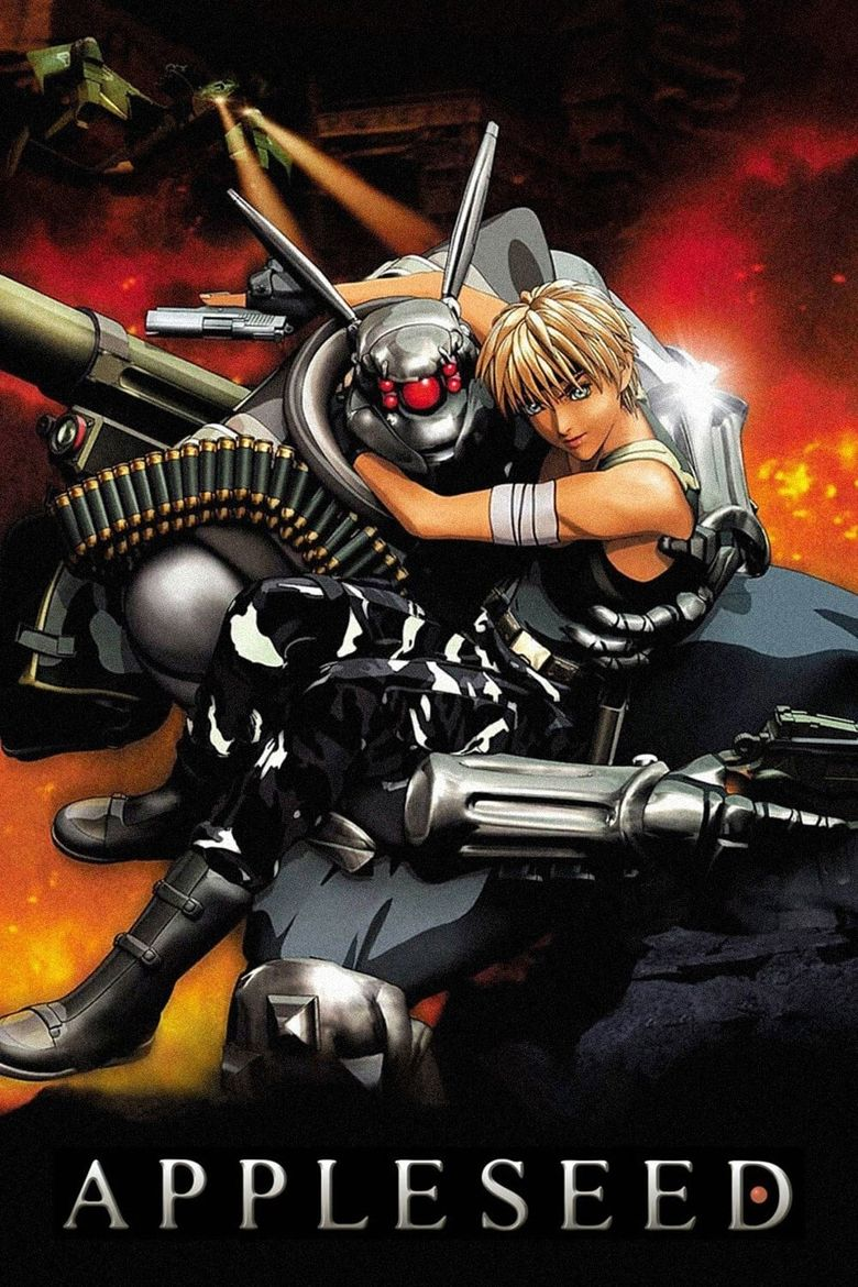 Watch Appleseed
