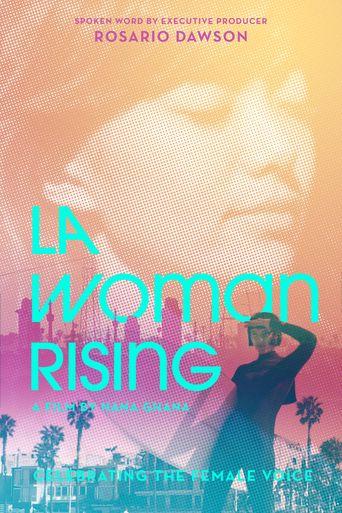 LA Woman Rising Poster