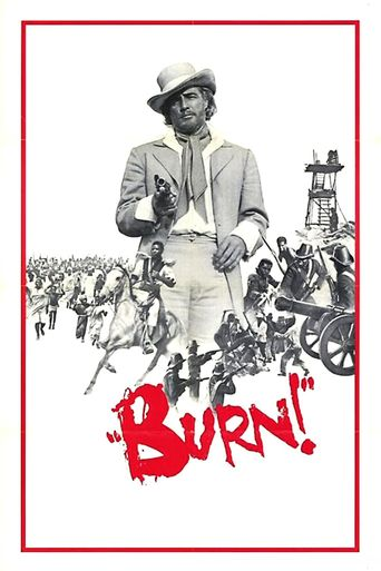 Burn! Poster