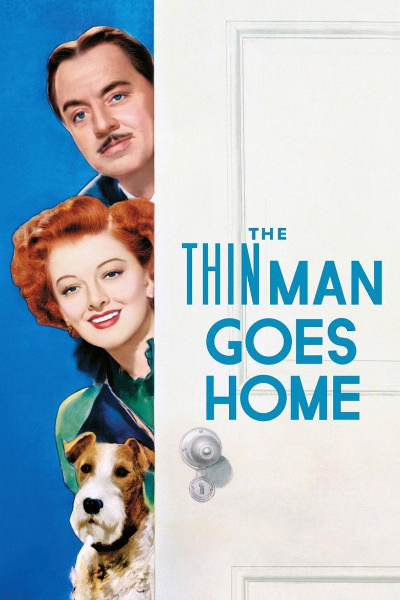 The Thin Man Goes Home Poster