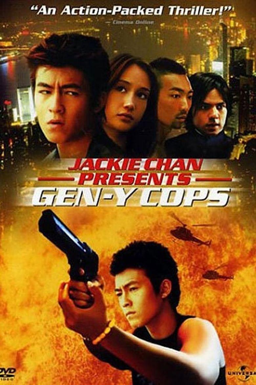 Gen-Y Cops Poster