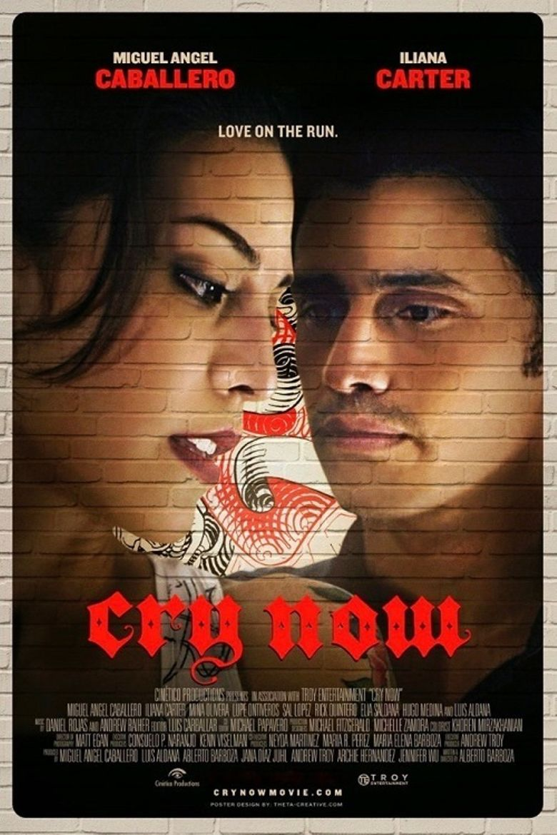Cry Now Poster