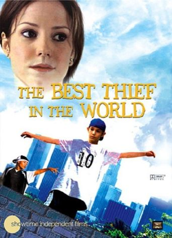 The Best Thief In The World Poster