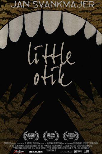 Little Otik Poster