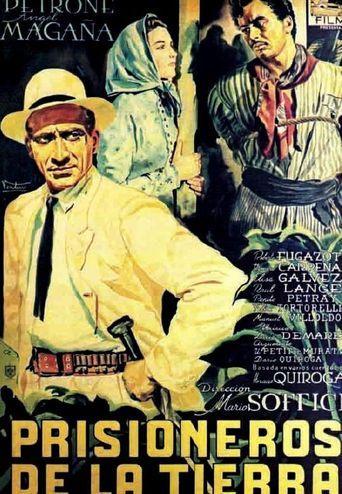 Prisioneros de la tierra Poster