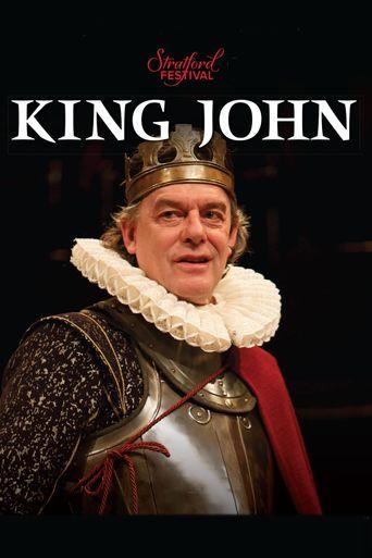 Stratford Festival: King John Poster