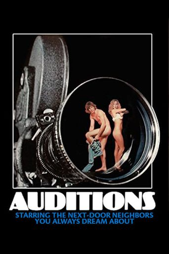 Auditions Poster