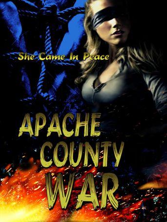 Apache County War Poster