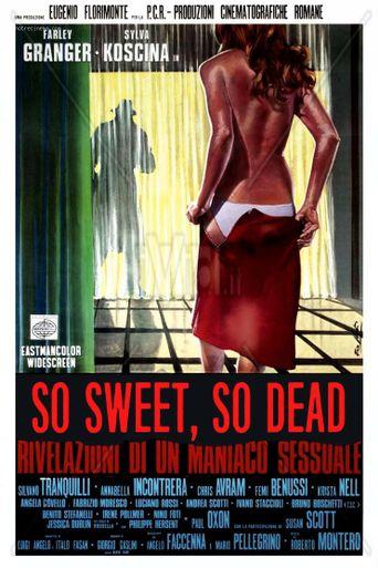 So Sweet, So Dead Poster