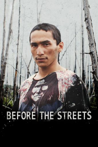 Before the Streets Poster