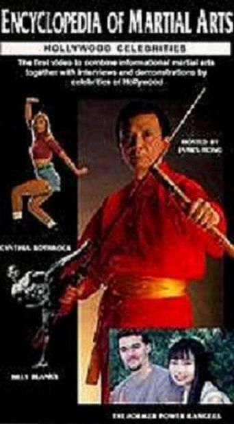 Encyclopedia of Martial Arts: Hollywood Celebrities Poster