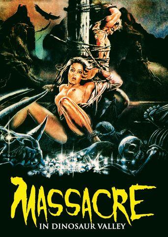 Massacre in Dinosaur Valley Poster