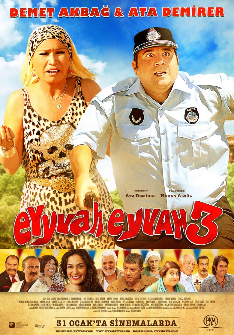 Eyyvah Eyvah 3 Poster