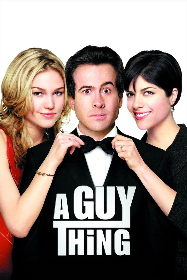 A Guy Thing Poster